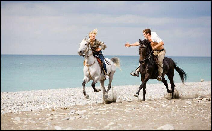 Покататься на лошадке