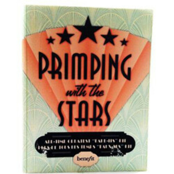 BENEFIT НАБОР ДЛЯ МАКИЯЖА PRIMPING WITH THE STARS