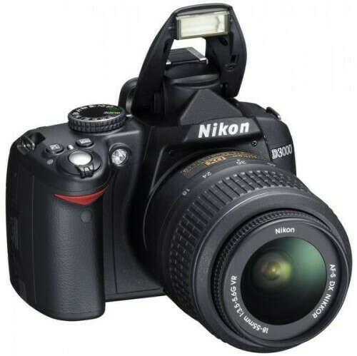 Зеркальный Фотоаппарат D3000