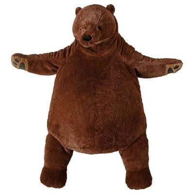 Медведь в Икеа