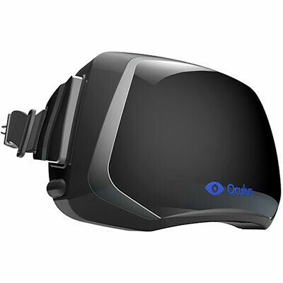 Oculus VR | Oculus Rift - Virtual Reality Headset for Immersive 3D Gaming