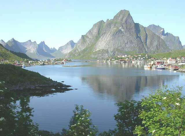 Побывать в скандинавских странах