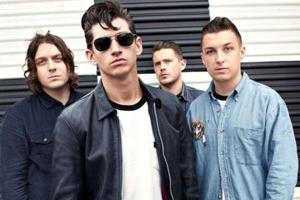 На концерт Arctic Monkeys