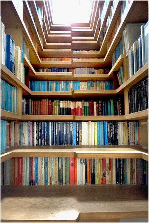Домашнюю библиотеку из любимых книг