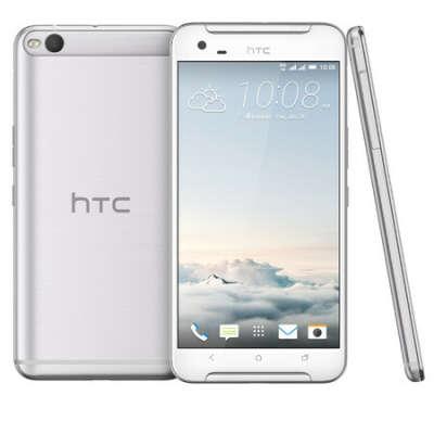 HTC One X9 dual sim Silver (серебристый)