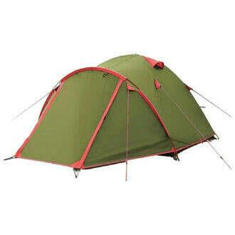 Палатка трехместная