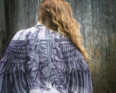 крылатый шарф