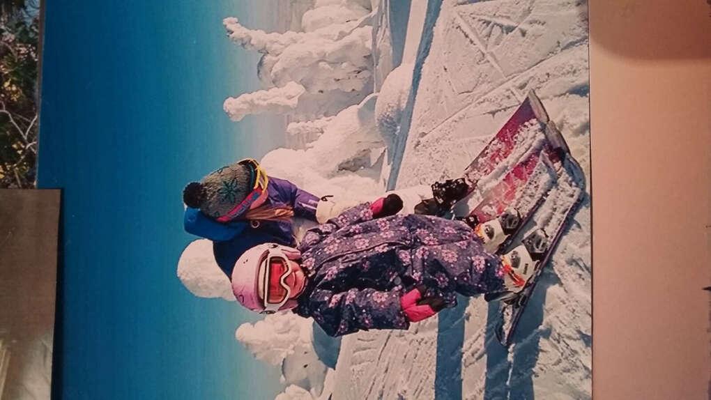 Освоить горные лыжи