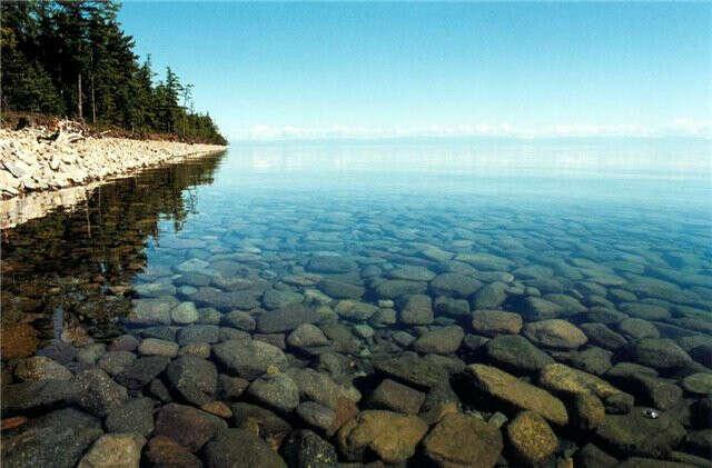 Хочу съездить на Байкал!