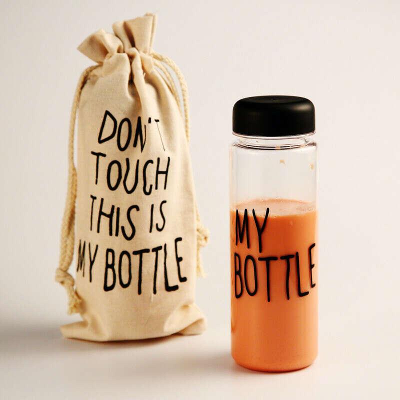 My Bottle + чехол MYBOTTLE.SU