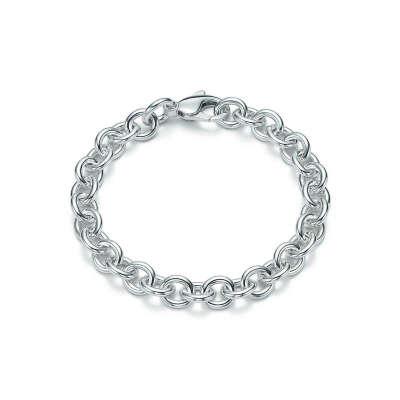 Tiffany&Co Браслет с круглыми звеньями