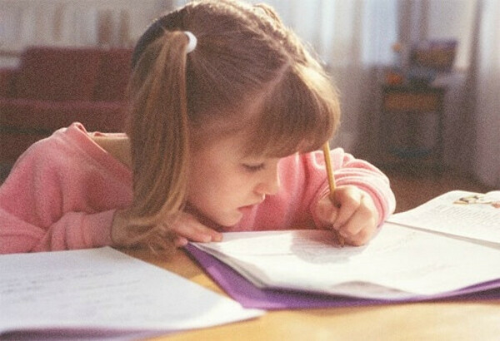 Научиться писать левой рукой