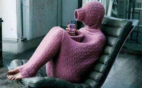 Теплую-теплую пижаму