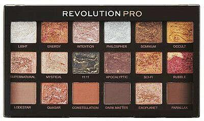 Палетки теней Revolution Pro