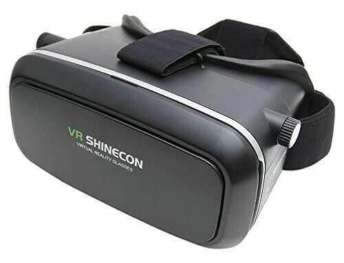 Shinecon WEIVR3D - Gafas 3D Gafas Realidad Virtual 3D VR