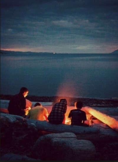 Отдых с самыми близкими друзьями