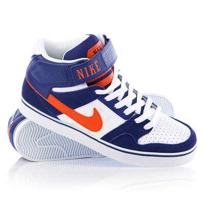 Nike Mogan Mid 2 SE Deep Royal Blue/Urban Orange