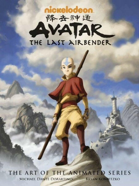 Артбук по Аватару: легенда об Аанге