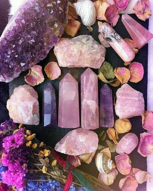 Камни-кристаллы