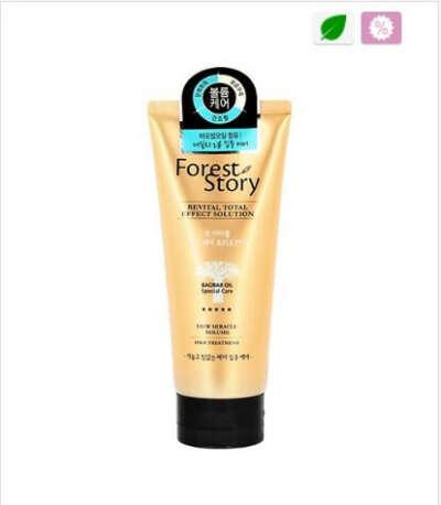 Маска для волос `FOREST STORY` с маслом баобаба