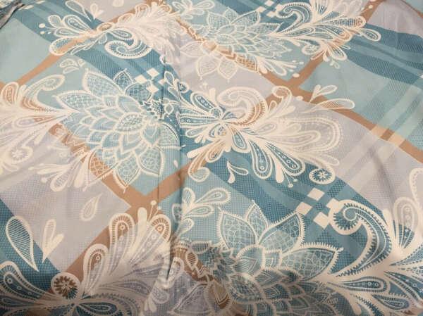 Постельное белье из этой ткани