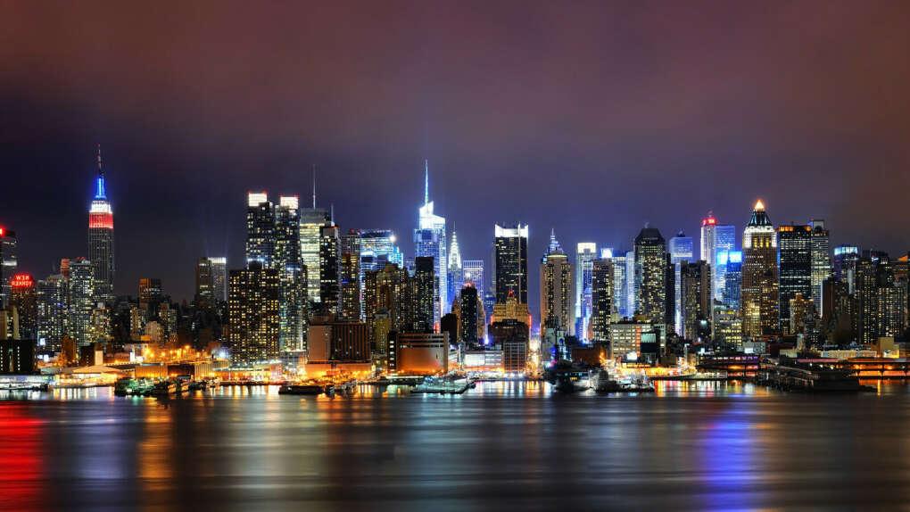 Поехать в Нью - Йорк