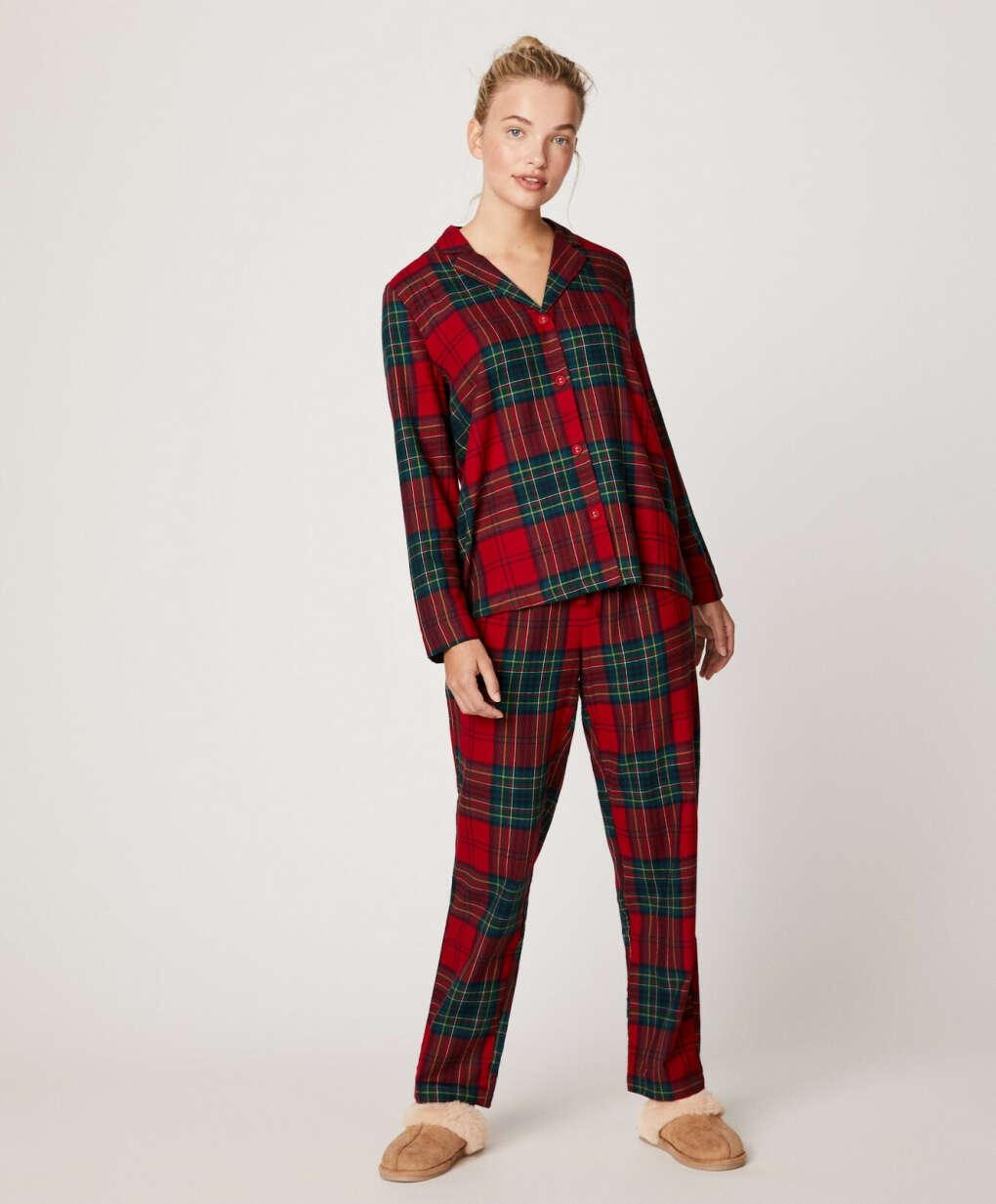 Новогодняя пижама Oysho