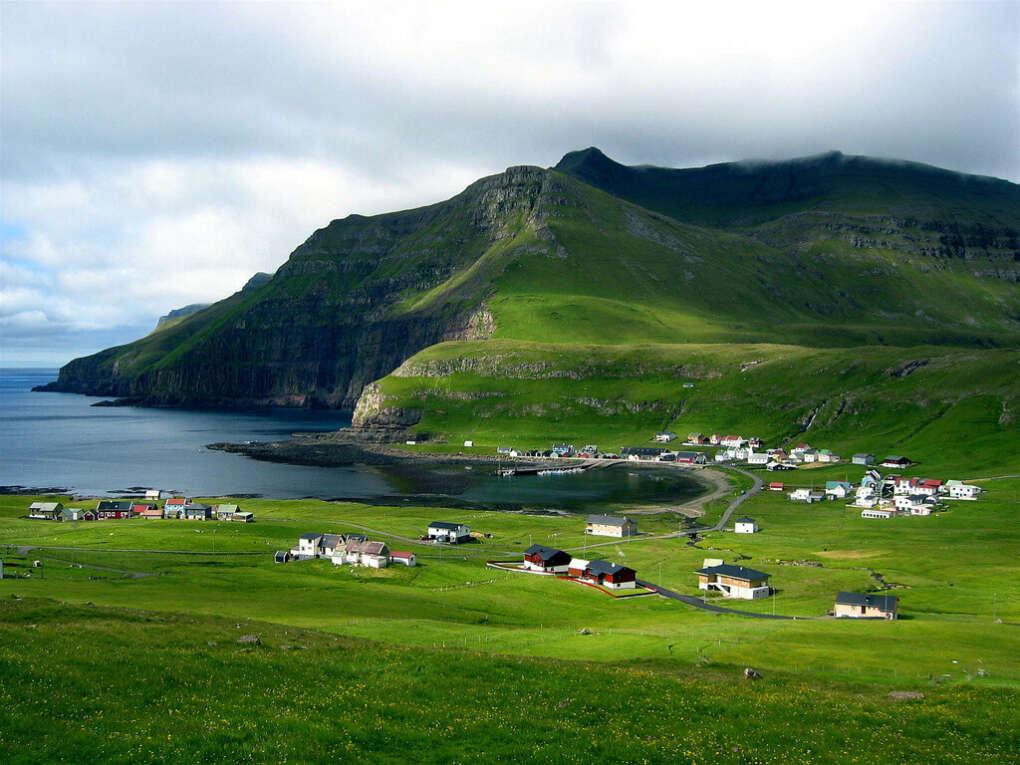 Посетить Фарерские острова