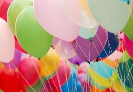 Отметить день рождения!