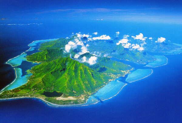 Свой остров в океане