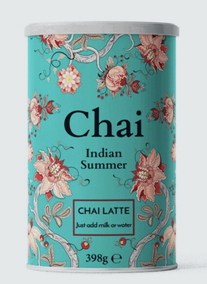 Чай Латте Indian Summer