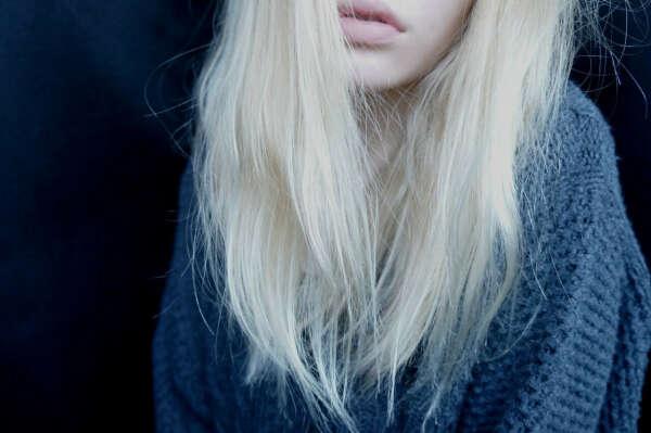 Стать блондинкой