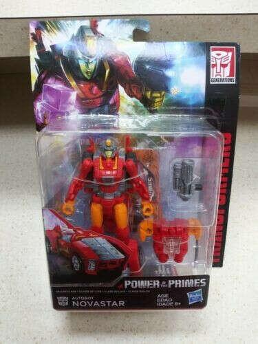 ✔️ Transformers Power of the Primes Novastar Brand New ???? купить