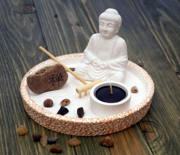 Песочный сад дзен