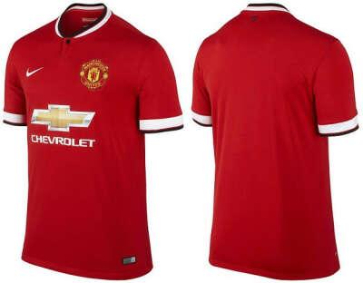 Футболка Manchester United