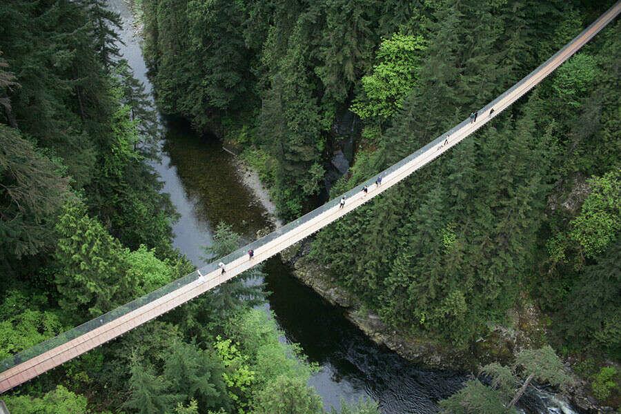 Пройтись по мосту над пропастью