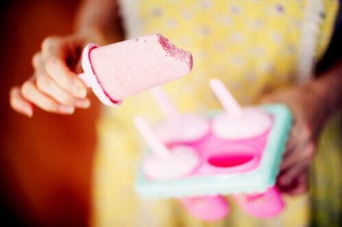 Форму для мороженого