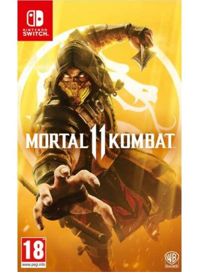 Mortal Kombat 11 (XI) (Nintendo Switch)