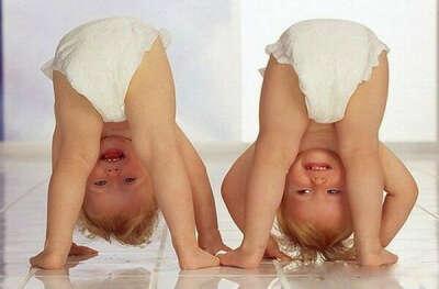 Двойняшек
