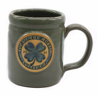 top of the morning limited edition mug