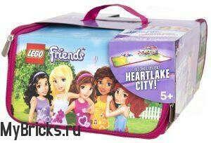 Lego Friends A1650XX Коробка-Коврик Френдс