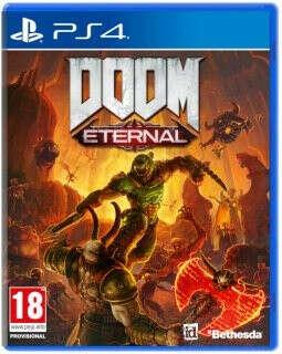 DOOM Eternal для PS4 от Bethesda Softworks