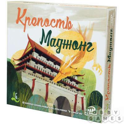 Настольная игра Крепость Маджонг