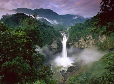 Побывать в Амазонии