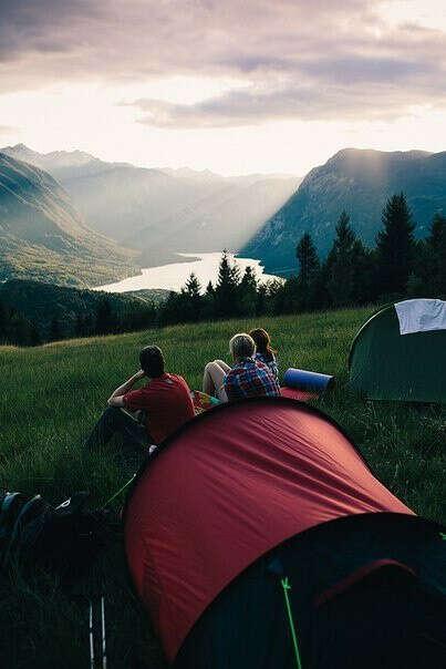 Все бросить и уехать отдыхать в горы