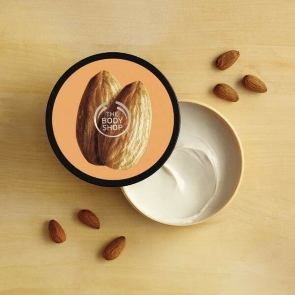 Almond Body Butter, The Body Shop