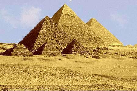 Египет. Пирамиды, Сфинкс
