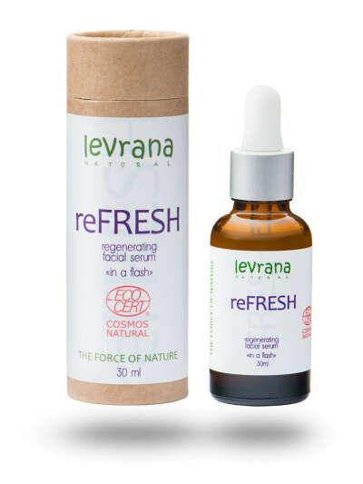 """Сыворотка для лица """"reFresh"""" levrana"""