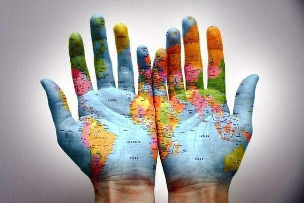 Объездить весь мир