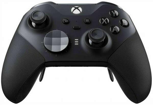Геймпад Microsoft Xbox Elite Wireless Controller Series 2, черный